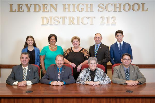 Leyden Board of Education