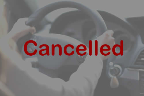 Behind the Wheel Cancelled