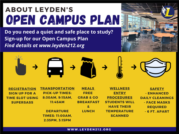 Open Campus Plan