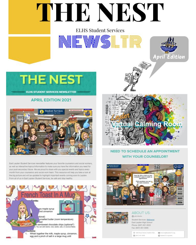 The Nest Newsletter