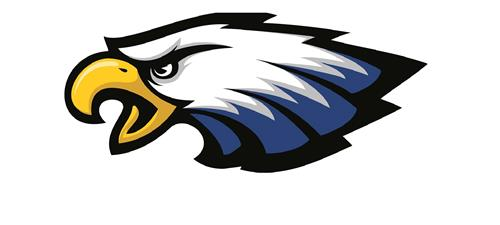 Leyden Athletic Eagle Logo