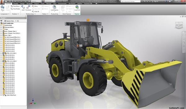 Industrial Technology / Autodesk Inventor